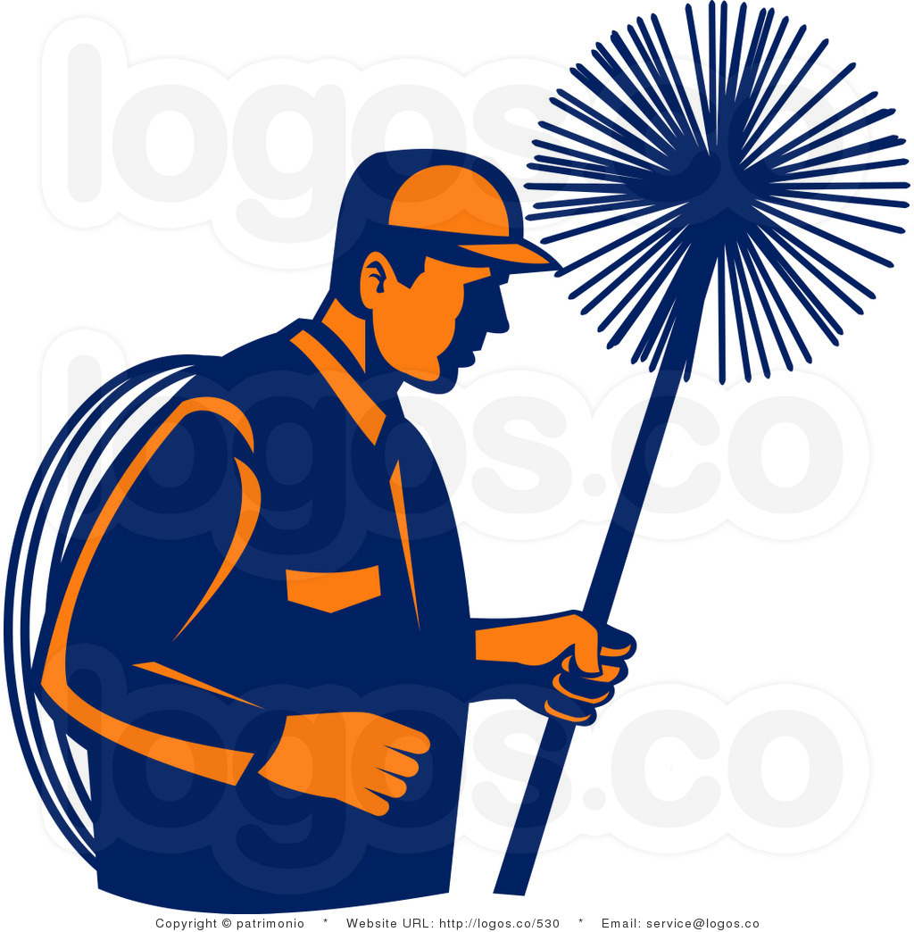 Chimney sweep clipart #4