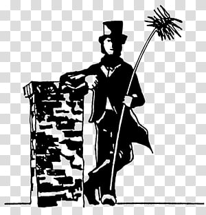 Chimney sweep transparent background PNG cliparts free.