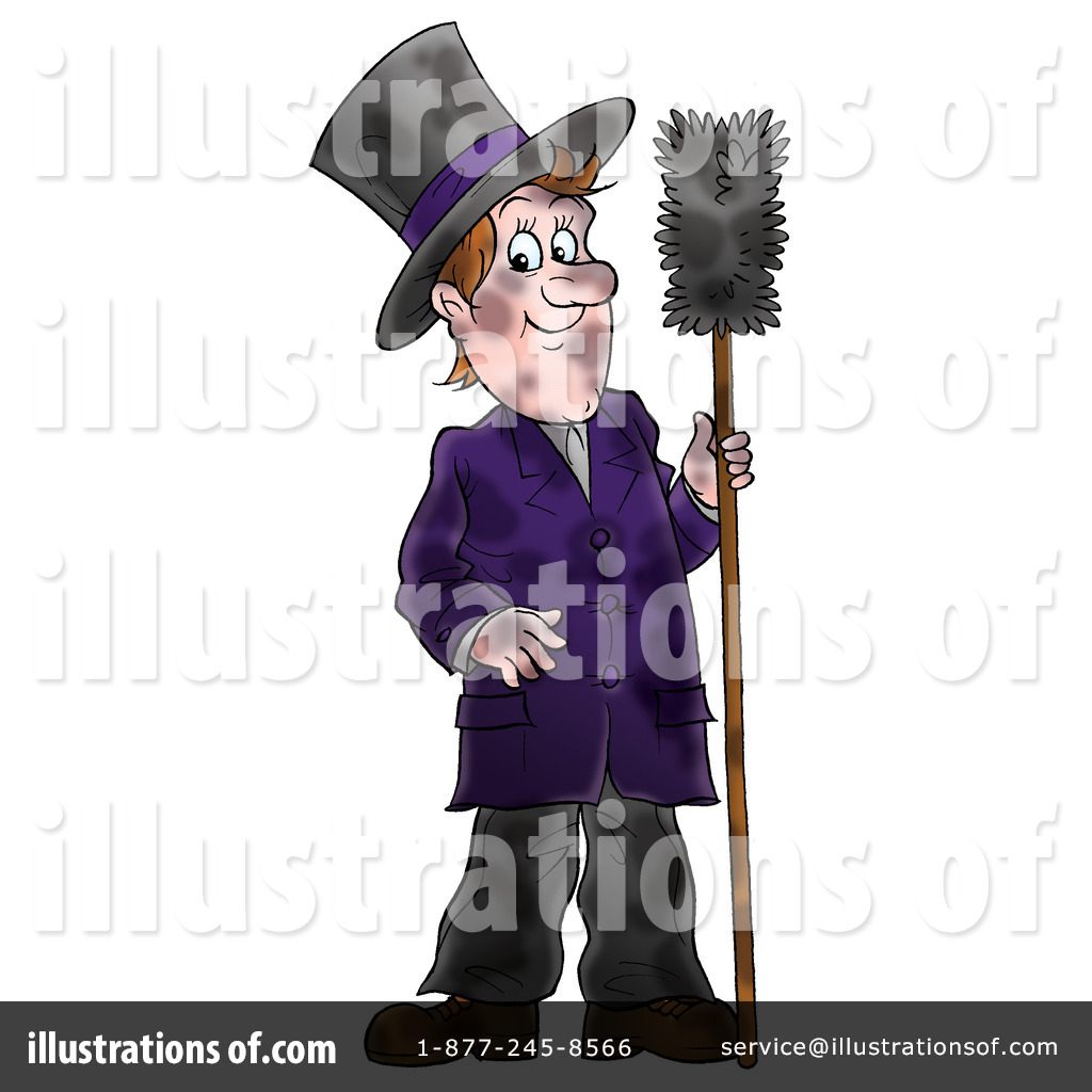 Chimney Sweep Clipart #70315.