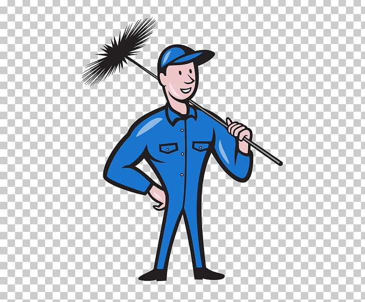Chimney Sweep Flue Cleaner Fireplace PNG, Clipart, Art, Cartoon.