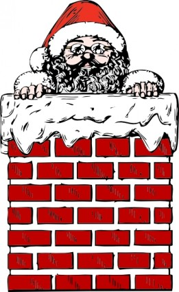 Chimneys clipart #12