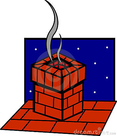 Chimneys clipart #13