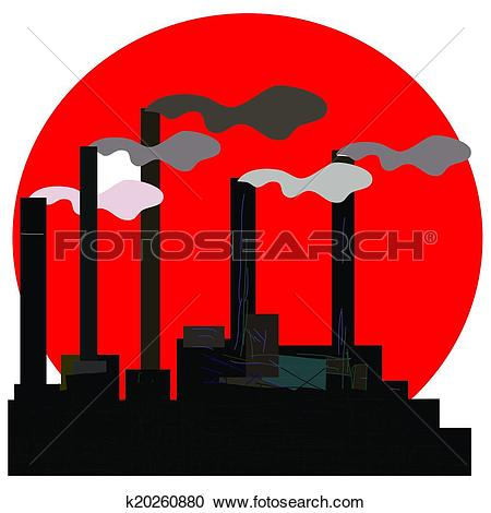 Chimneys clipart #6