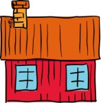 Chimneys clipart #10