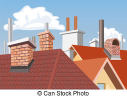 Chimney Illustrations and Clipart. 11,828 Chimney royalty free.