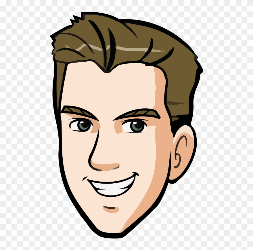 Forehead Cheek Eyebrow Hair Subscribe Chin Facial Clipart (#2952331.