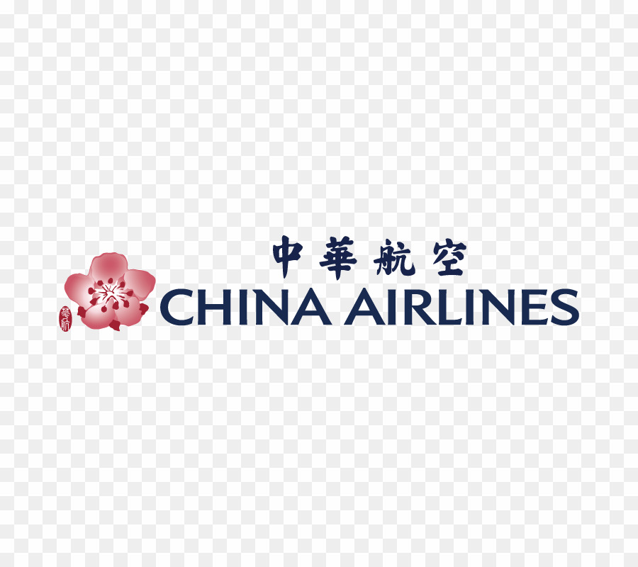 China Airlines Logo Vector PNG China Airlines Clipart.