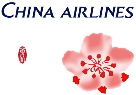 China airlines Logos.