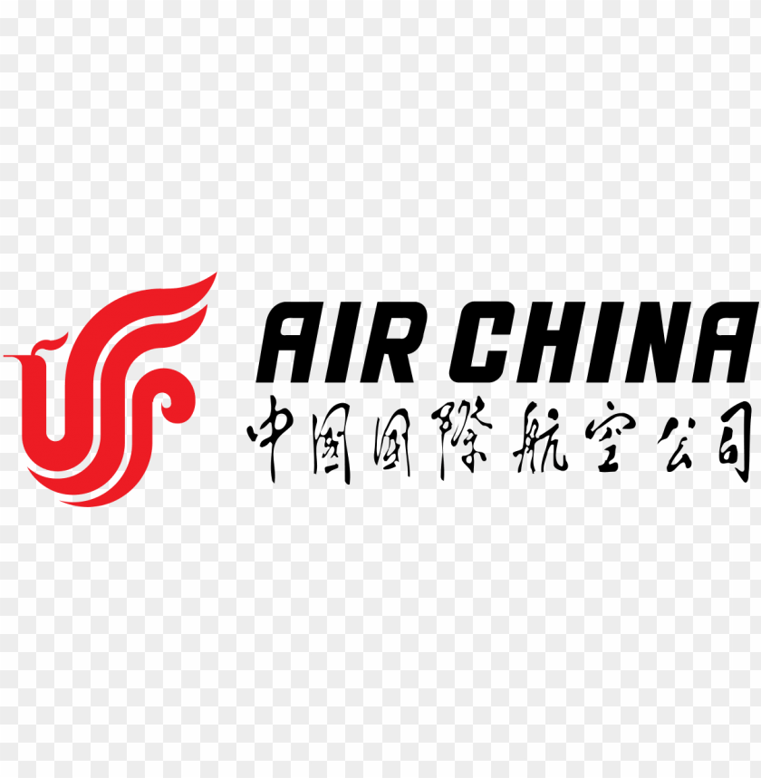 air china airlines logo PNG image with transparent.