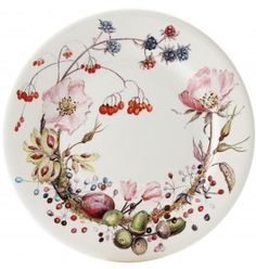 Christmas plates, Plates and Noel on Pinterest.