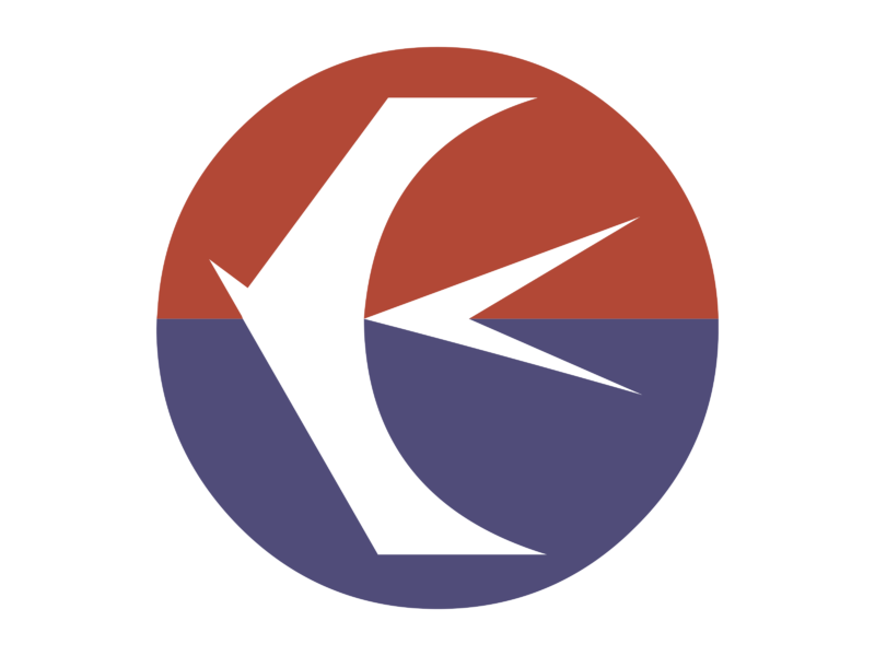 China Eastern Airlines Logo PNG Transparent & SVG Vector.