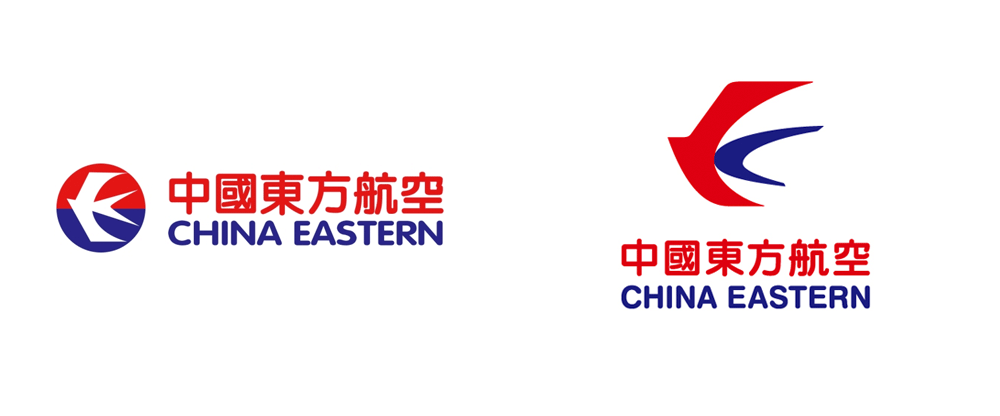 Brand New: New Logo and Livery for China Eastern Airlines by Bang.