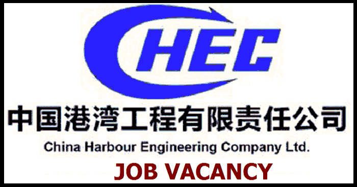 China Harbour Engineering Company Vacancy.