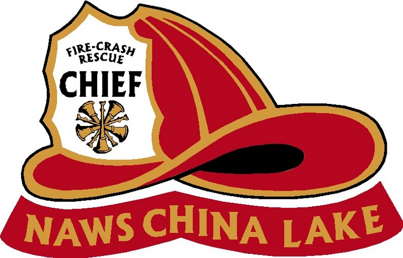 Naws China Lake Helmet Style Decal FRI2011.
