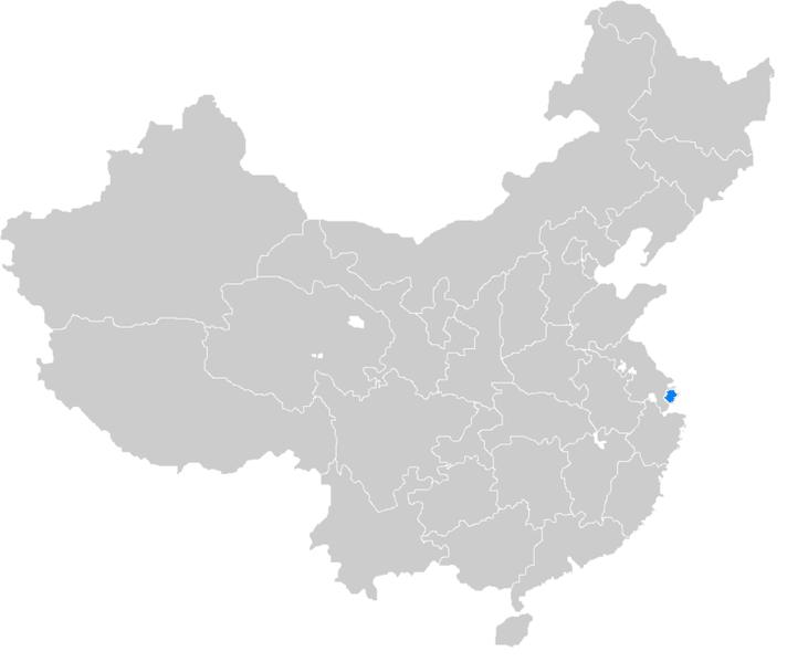 China Map Png.
