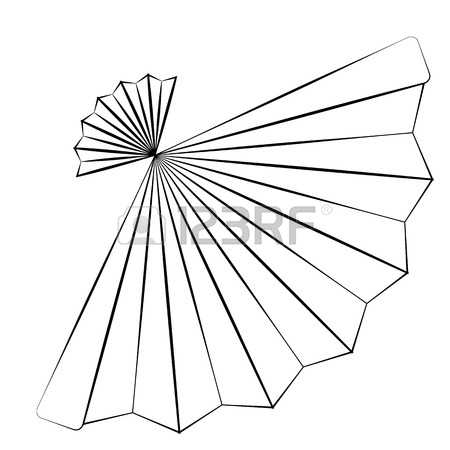 814 Chinese Hand Fan Stock Vector Illustration And Royalty Free.