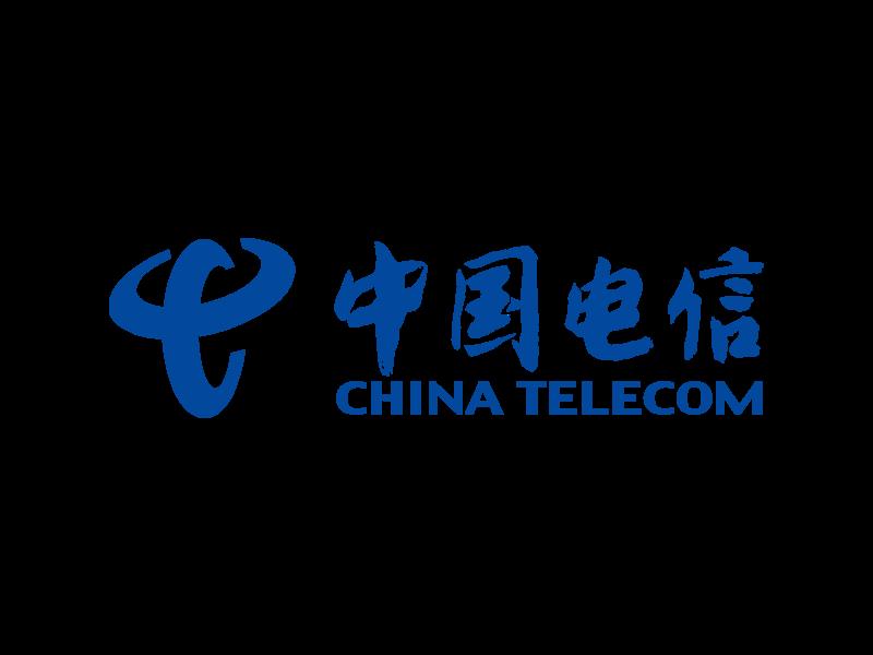 China Telecom Logo PNG Transparent & SVG Vector.