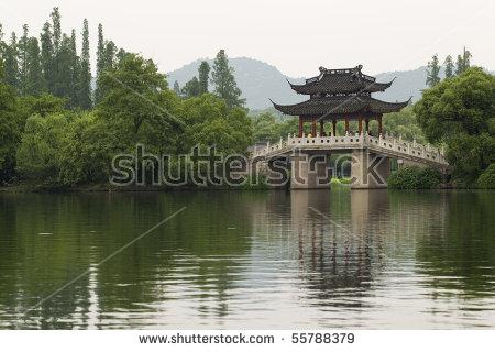 Chinese Pagoda Stock Photos, Royalty.