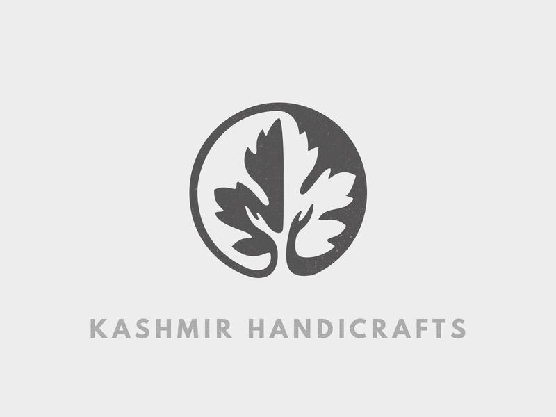 Kashmir Handicrafts Logo by Bisoy Sunitha on Dribbble.