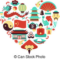 Gallery For > China Town Clipart.