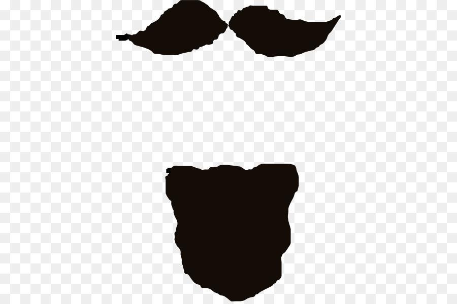 Moustache Cartoon clipart.