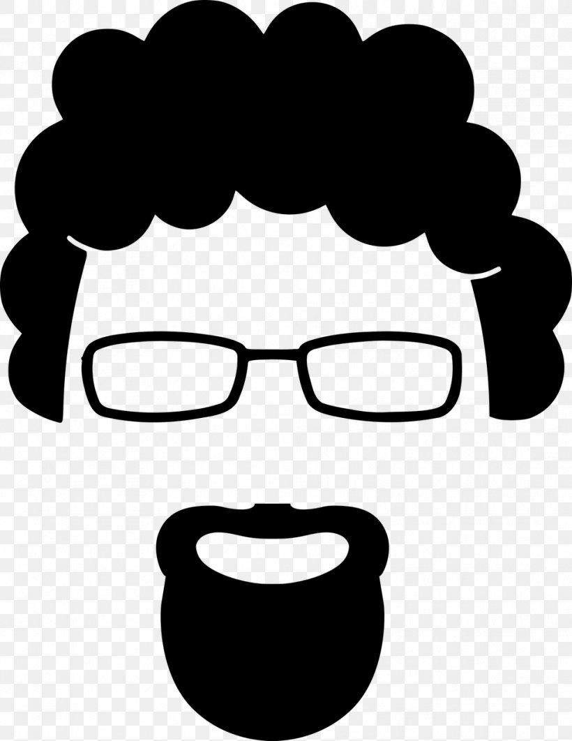 Goatee Beard Silhouette Clip Art, PNG, 988x1280px, Goatee.