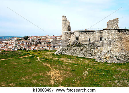 Picture of Castle of Chinchon k13803497.