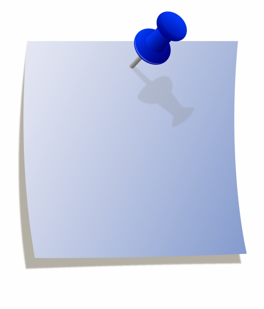 Jpg Stock Blue With Thumbtack Free Clip Art Tack.