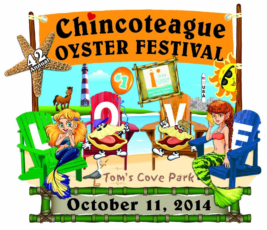 Chincoteague Island Oyster Festival.