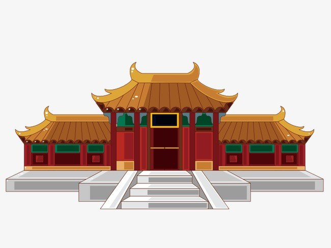 Chinese building clipart 8 » Clipart Portal.