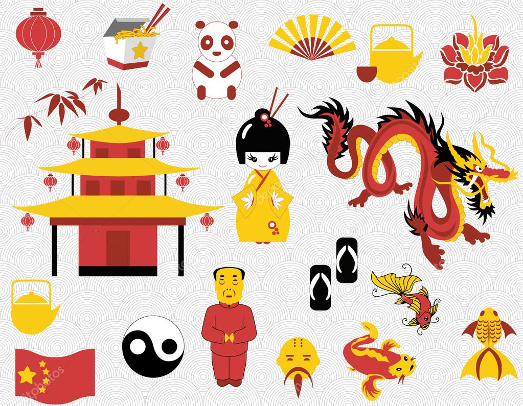 Images: chinese clip art.