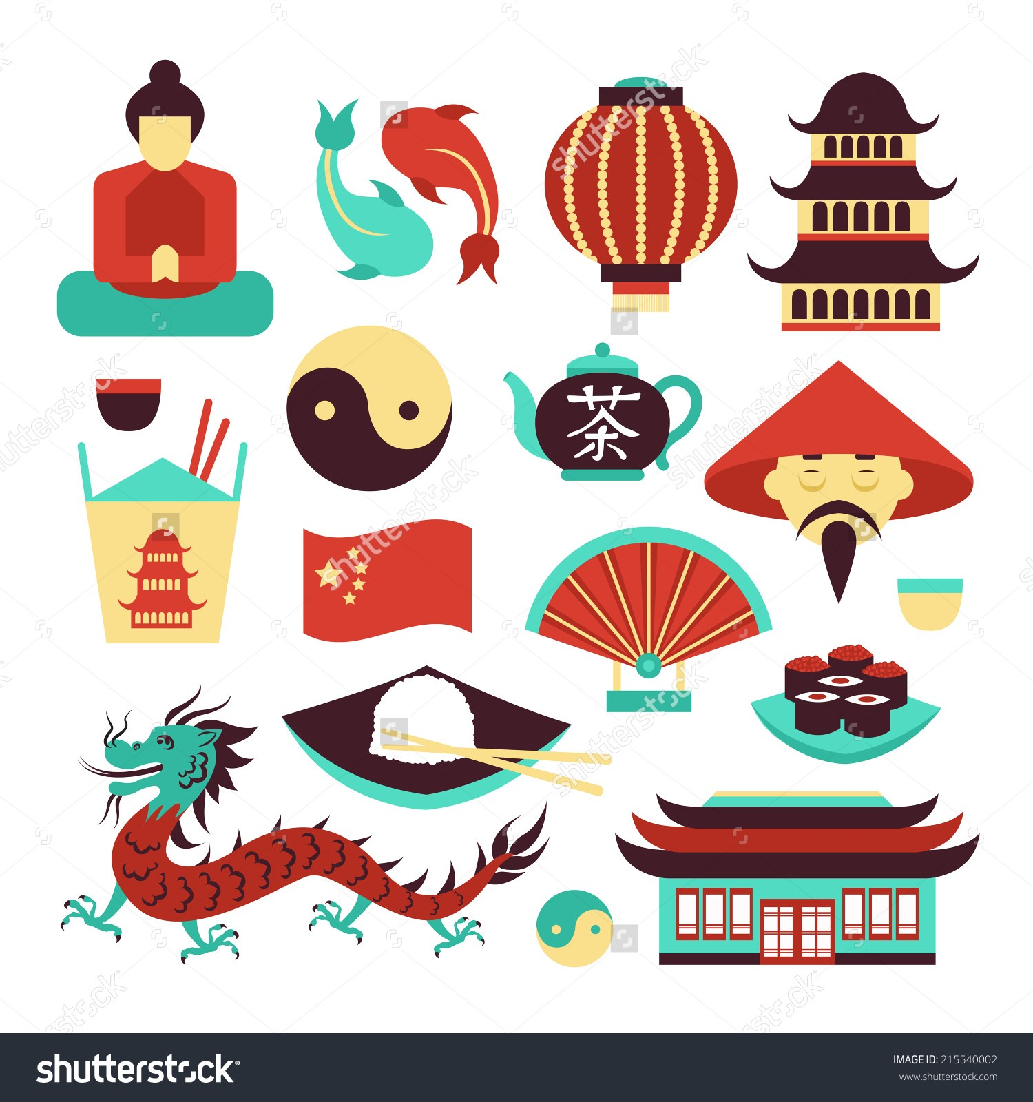 Chinese culture clipart 6 » Clipart Portal.