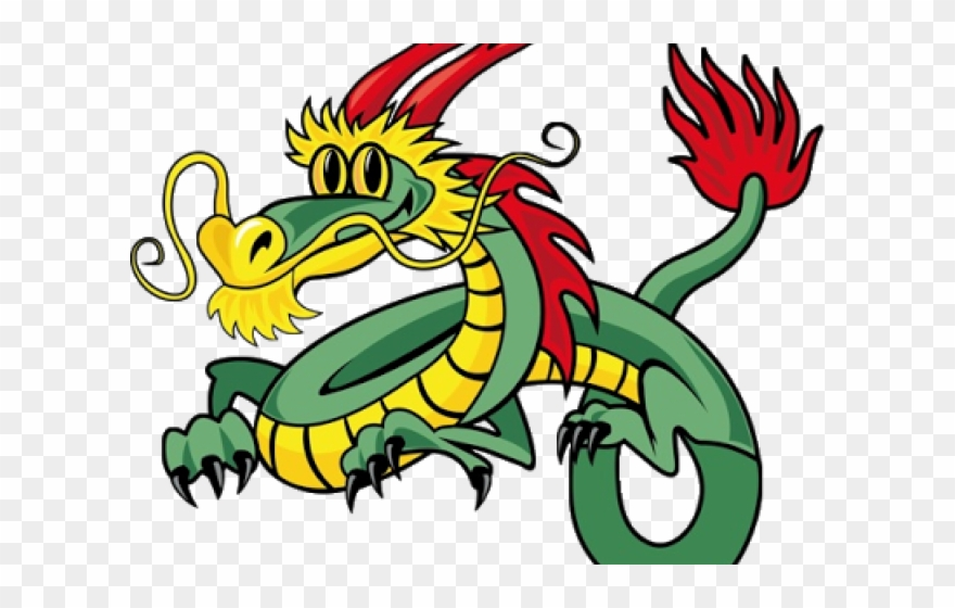 Chinese Dragon Clipart Nice.