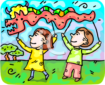 Chinese dragon clipart for kids » Clipart Station.