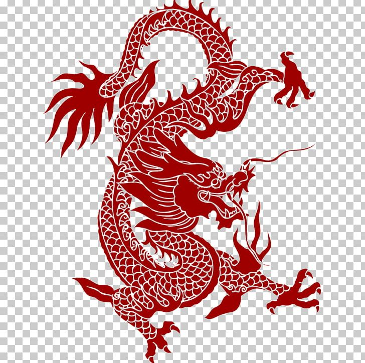 Chinese Dragon Pattern PNG, Clipart, Art, Black And White, Chinese.