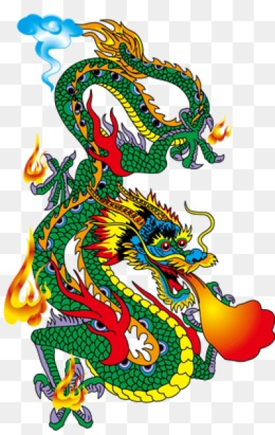 Chinese Dragon PNG Images.