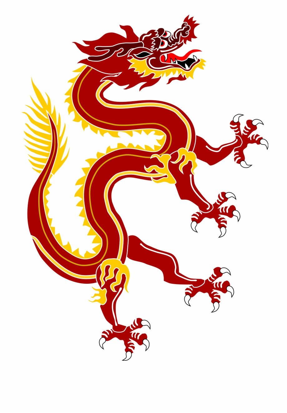 Dragon Chinese Png.