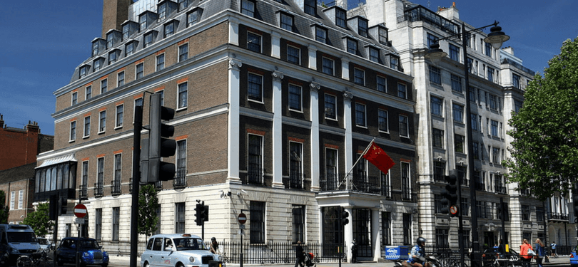 Chinese Embassy to be closed for Golden Week • Vital Consular Blog.
