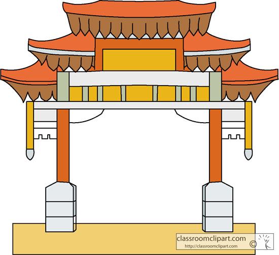 Ancient China Clipart.