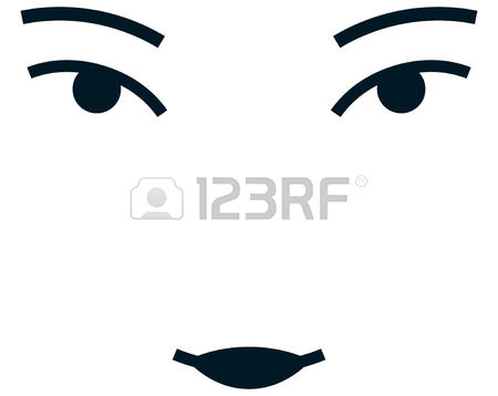 5,895 Asian Woman Face Stock Illustrations, Cliparts And Royalty.