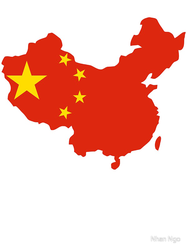 China Flag PNG Picture.