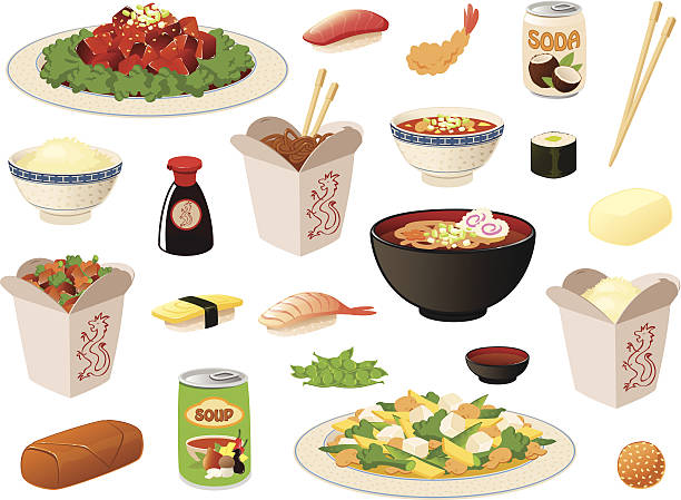 Top Chinese Food Clip Art Vector Graphics And Illustrations IStock.