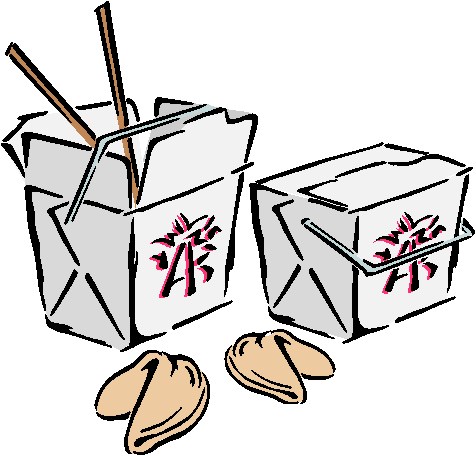 Takeout clipart - Clipground