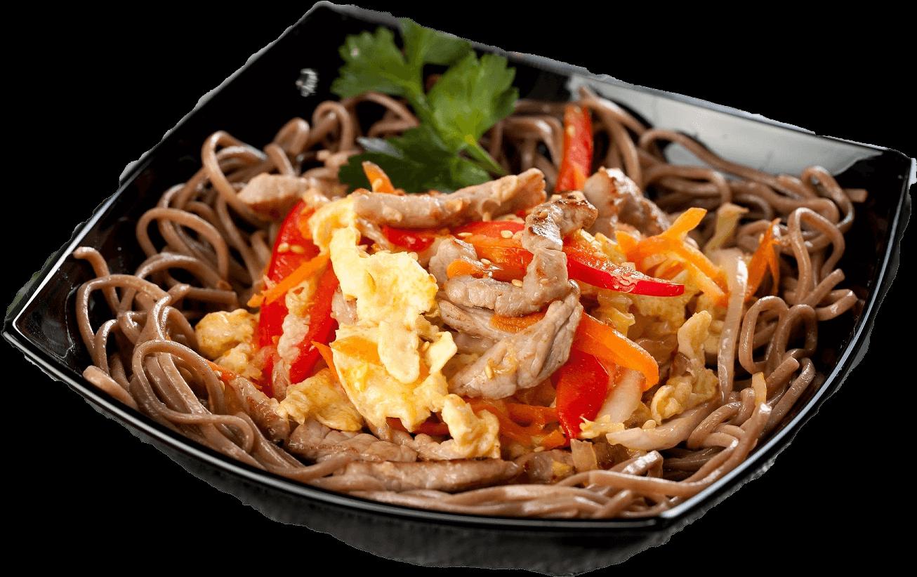 Noodle PNG Image.