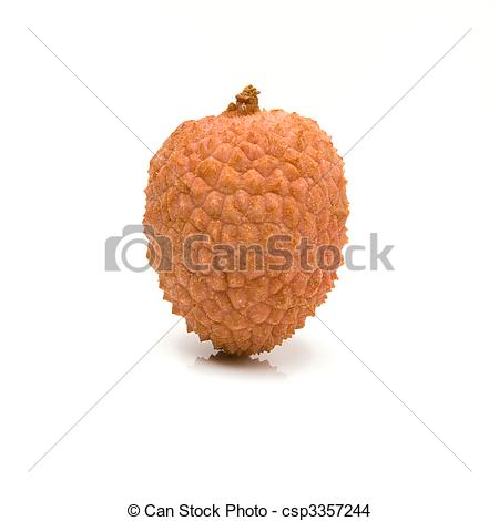 Stock Photo of Chinese Gooseberry.