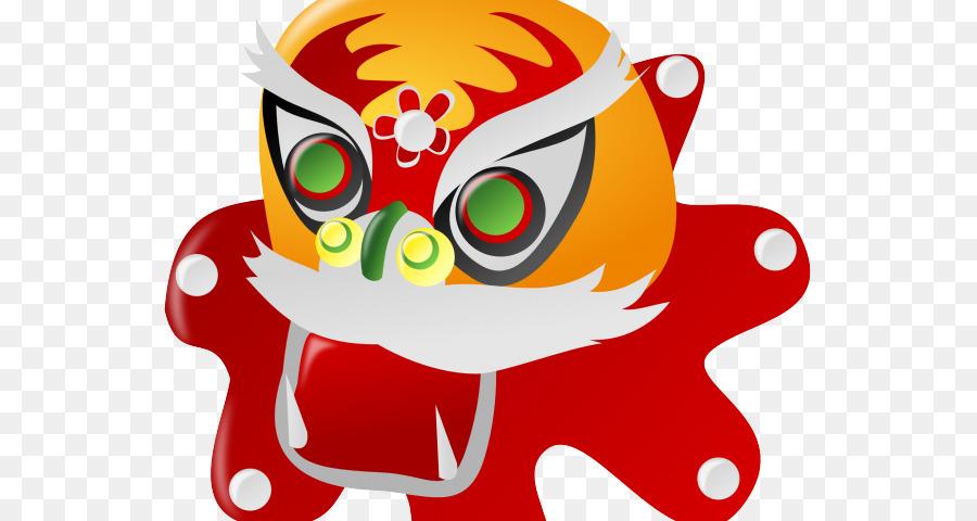 Chinese New Year Sticker.