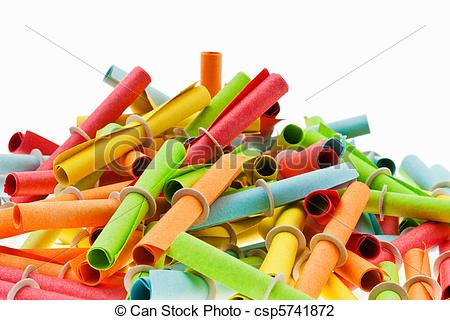 Stock Photo of Colorful hapless.