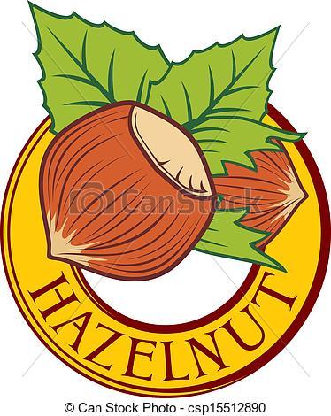 Hazelnut Clip Art Vector Graphics. 1,067 Hazelnut EPS clipart.