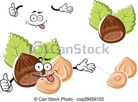 Hazelnuts Illustrations and Stock Art. 1,277 Hazelnuts.