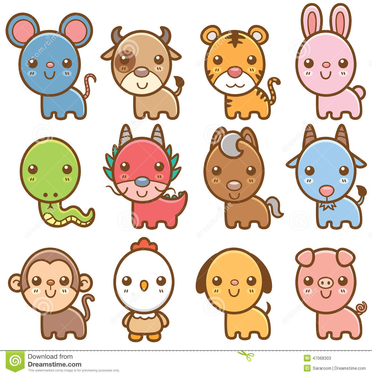 Chinese Horoscope Clipart 20 Free Cliparts Download Images On Clipground 2019